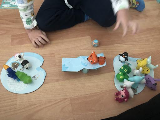 Los Mejores juegos de mesa para niños de hasta tres años