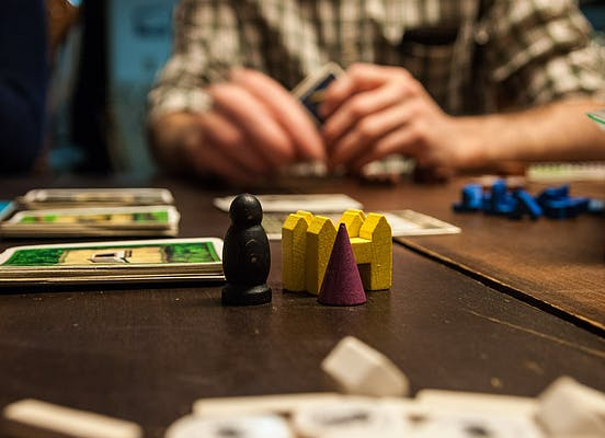 Juegos de mesa, el top 10